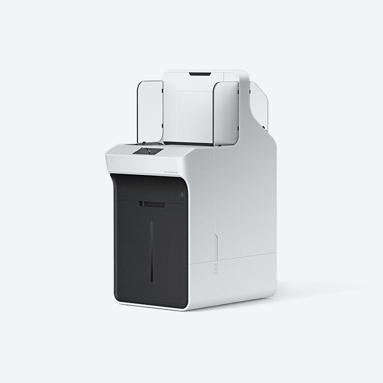 Modern Multifunction Printer